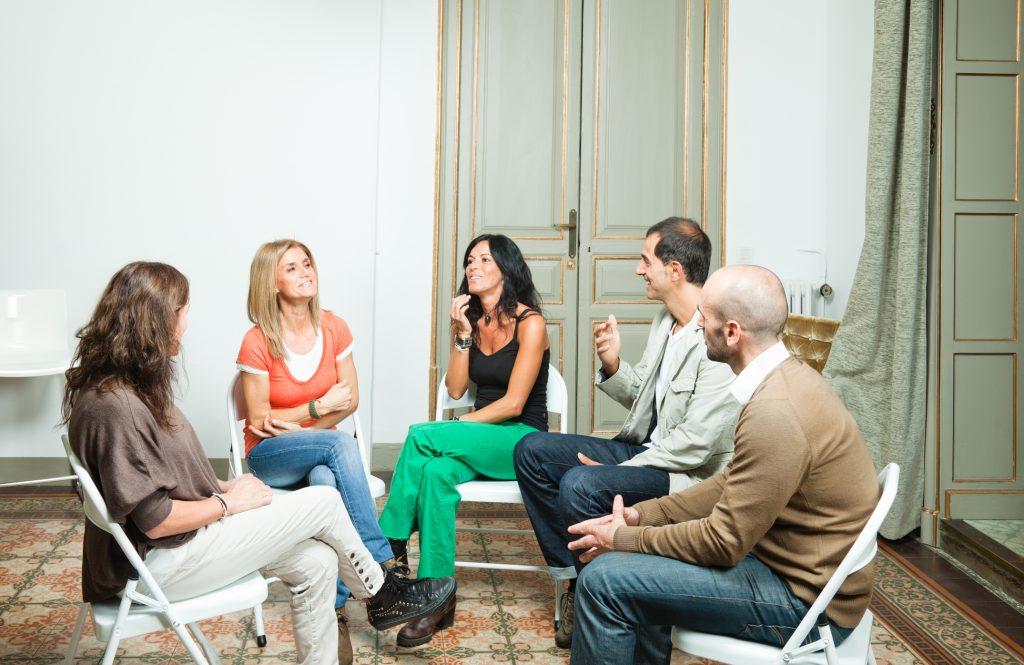 Gesprächsinsel-Austausch und Anregungen
