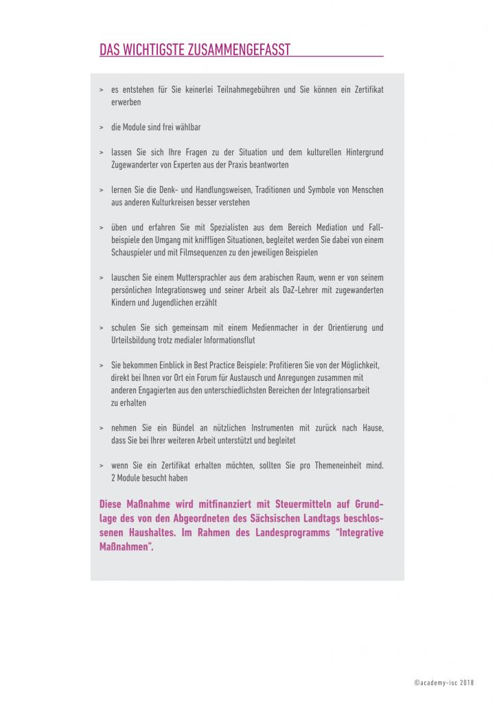 Das Wichtigste zusammengefasst_HilfefuerHelfer Chemnitz2018
